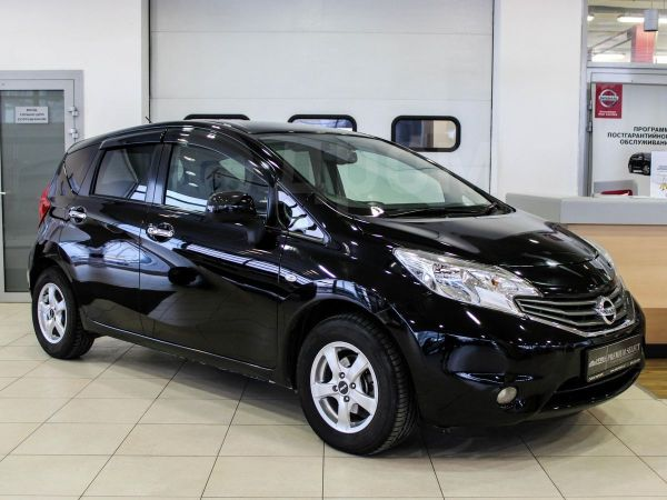Nissan Note, 2013 год, 489 900 руб.