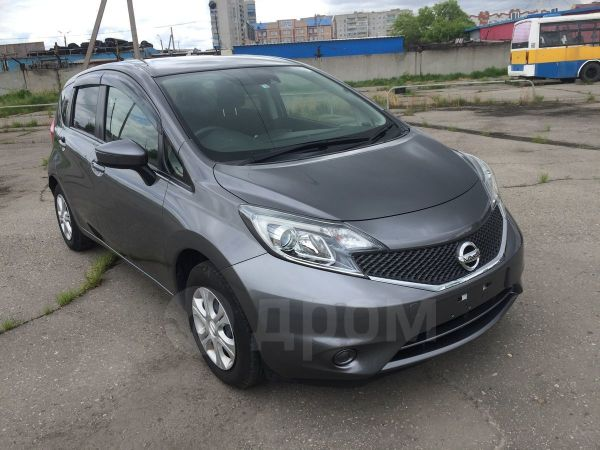 Nissan Note, 2016 год, 519 000 руб.