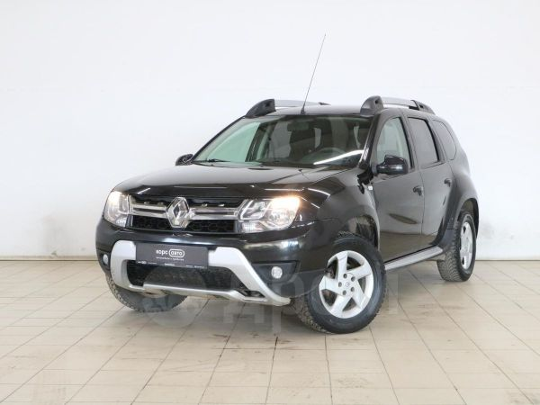 Renault Duster, 2016 год, 675 000 руб.