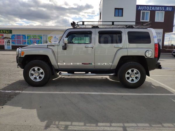 Hummer H3, 2007 год, 1 190 000 руб.