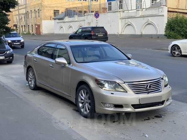 Lexus LS460L, 2010 год, 520 000 руб.
