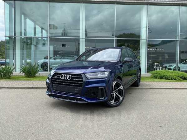Audi Q7, 2019 год, 5 480 000 руб.