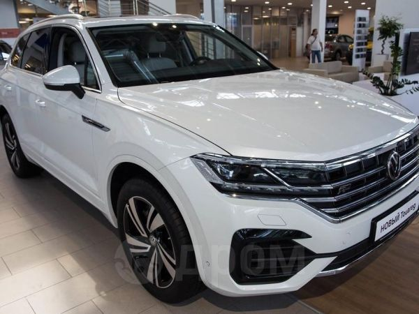 Volkswagen Touareg, 2020 год, 4 095 800 руб.