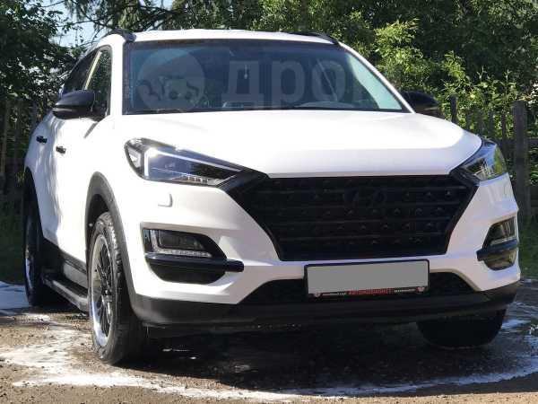 Hyundai Tucson, 2019 год, 1 890 000 руб.