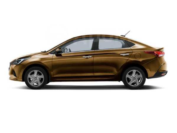 Hyundai Solaris, 2020 год, 1 000 000 руб.