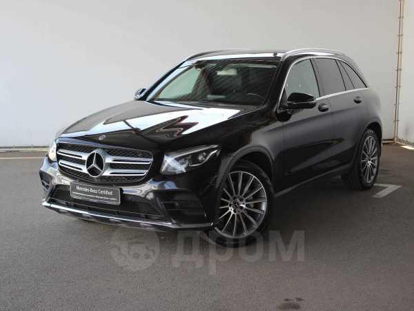 Mercedes-Benz GLC, 2017 год, 2 344 000 руб.