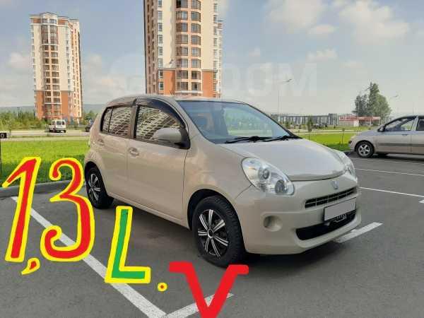 Toyota Passo, 2011 год, 395 000 руб.