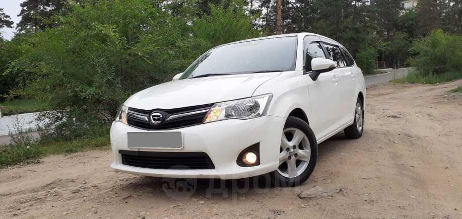 Toyota Corolla Fielder, 2014 год, 635 000 руб.