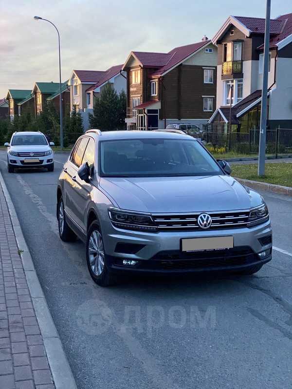 Volkswagen Tiguan, 2017 год, 1 790 000 руб.