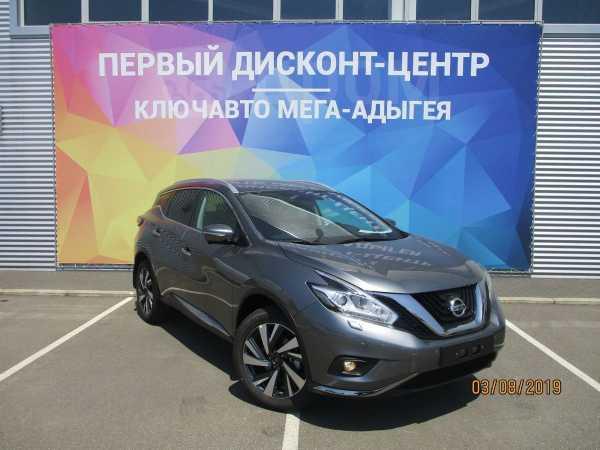 Nissan Murano, 2020 год, 2 430 000 руб.