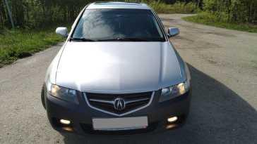 Апатиты Acura TSX 2004