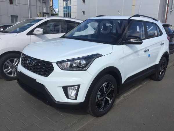 Hyundai Creta, 2020 год, 1 542 000 руб.