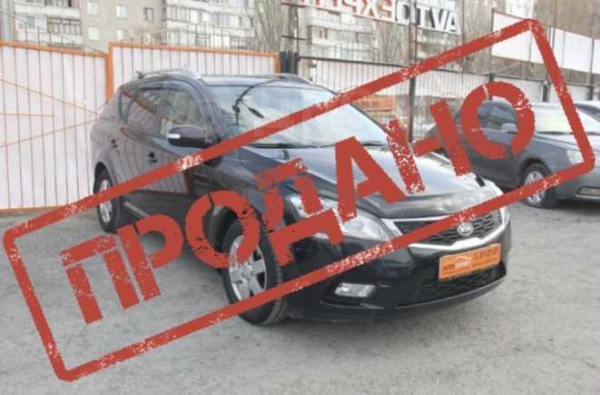Kia Ceed, 2011 год, 524 998 руб.