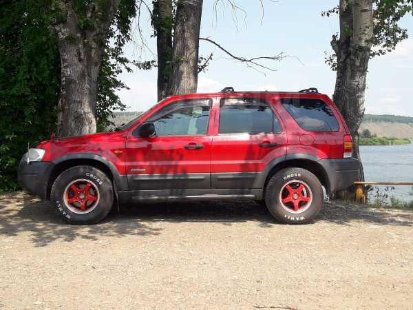 Ford Escape, 2002 год, 399 999 руб.