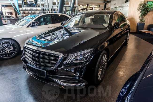 Mercedes-Benz S-Class, 2019 год, 12 967 330 руб.
