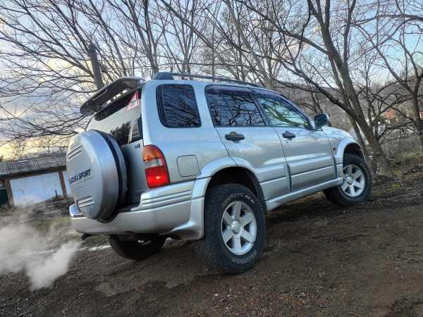 Suzuki Escudo, 1999 год, 460 000 руб.
