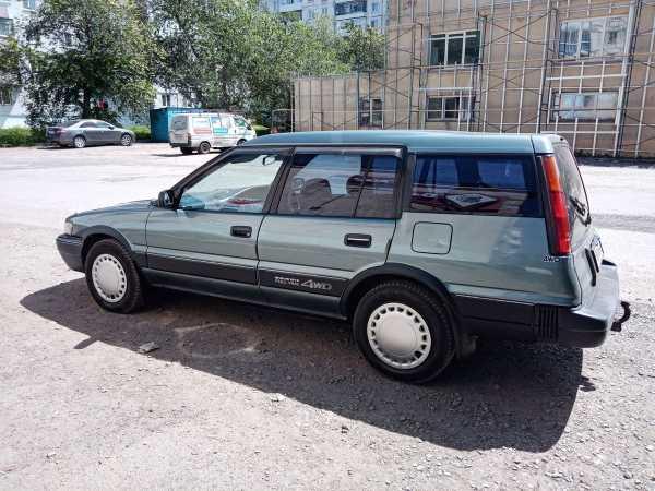 Toyota Sprinter Carib, 1995 год, 135 000 руб.