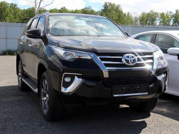 Toyota Fortuner, 2020 год, 3 081 350 руб.