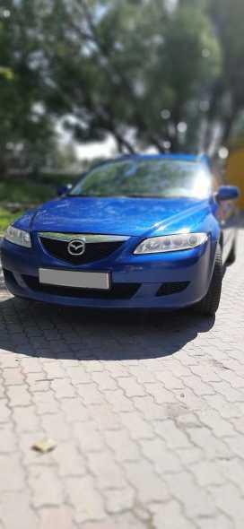 Калининград Mazda6 2004
