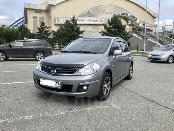 Nissan Tiida, 2013 год, 509 000 руб.