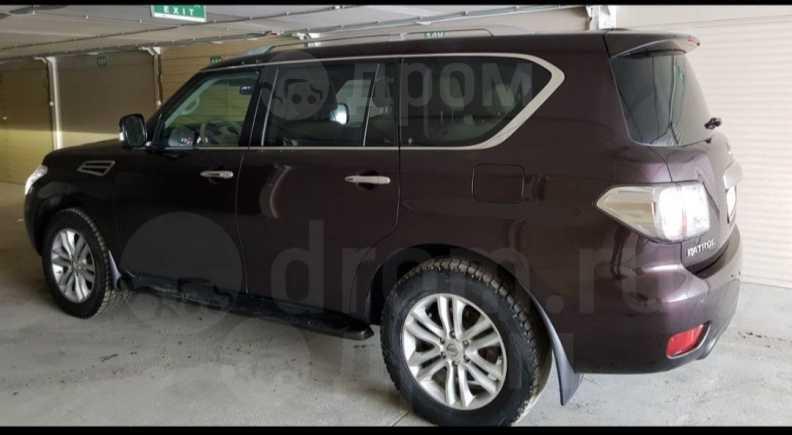 Nissan Patrol, 2012 год, 1 750 000 руб.