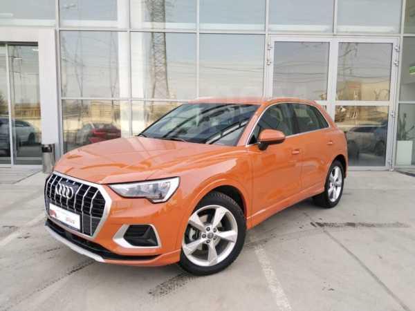 Audi Q3, 2019 год, 2 000 000 руб.