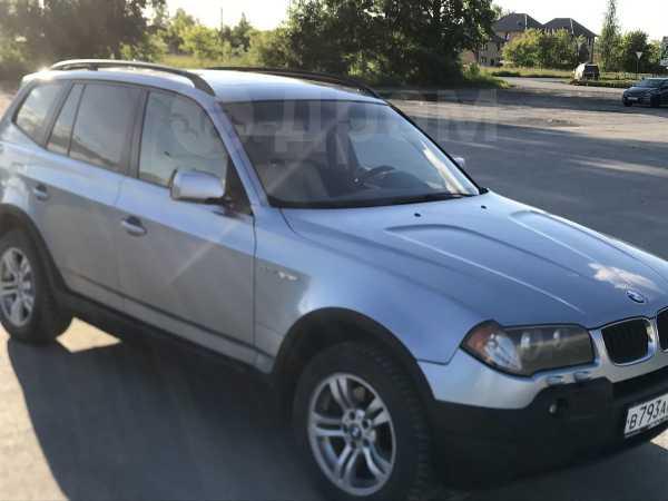 BMW X3, 2004 год, 540 000 руб.