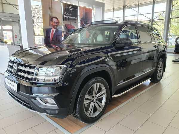 Volkswagen Teramont, 2019 год, 4 154 000 руб.