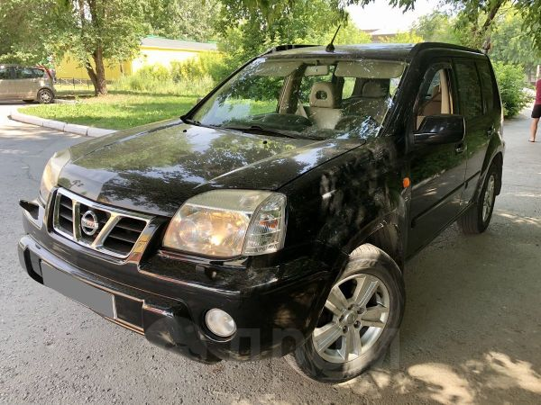 Nissan X-Trail, 2003 год, 457 000 руб.