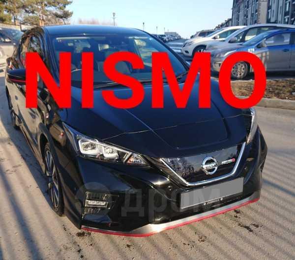 Nissan Leaf, 2018 год, 1 719 999 руб.