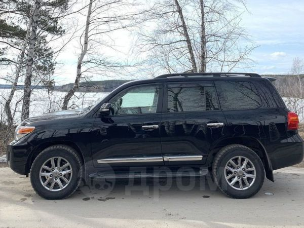 Toyota Land Cruiser, 2013 год, 2 900 000 руб.