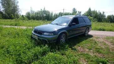 Калуга Subaru Legacy 1998