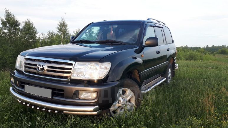 Toyota Land Cruiser, 2007 год, 1 555 555 руб.