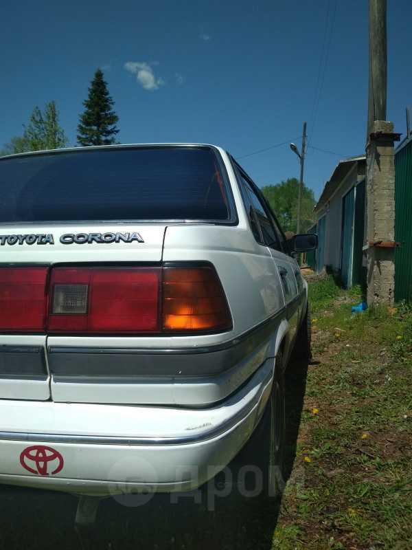 Toyota Corona, 1987 год, 80 000 руб.