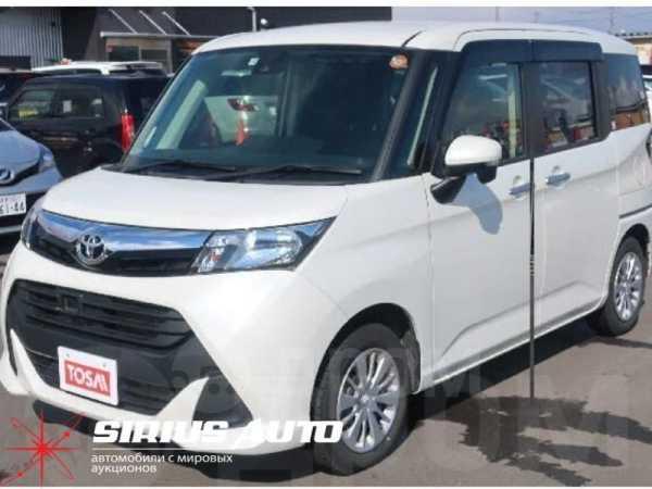 Toyota Tank, 2017 год, 510 000 руб.