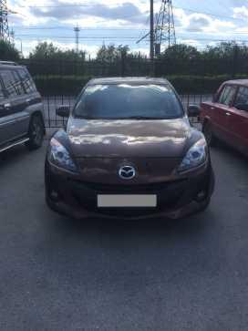 Златоуст Mazda3 2011