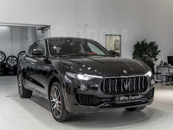 Maserati Levante, 2017 год, 4 750 000 руб.