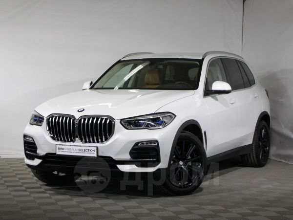 BMW X5, 2018 год, 4 849 000 руб.