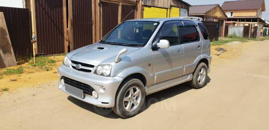 Toyota Cami, 2002 год, 435 000 руб.