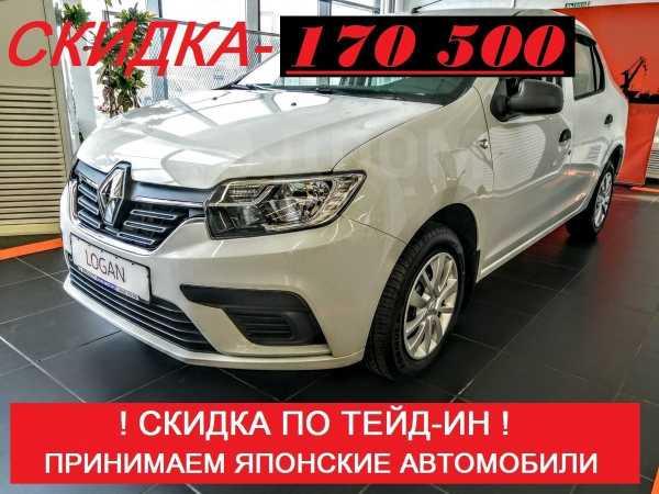 Renault Logan, 2020 год, 682 000 руб.