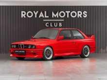 Москва BMW M3 1986