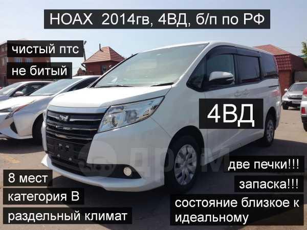 Toyota Noah, 2014 год, 1 190 000 руб.