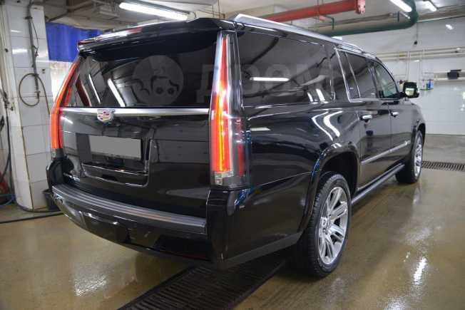 Cadillac Escalade, 2016 год, 3 750 000 руб.
