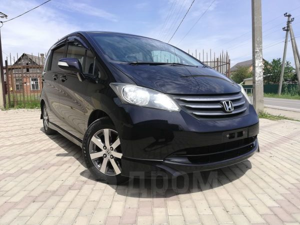 Honda Freed, 2011 год, 645 000 руб.