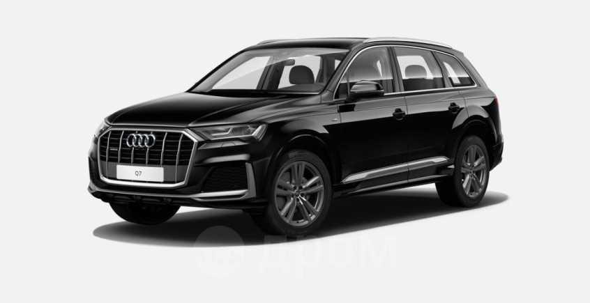 Audi Q7, 2020 год, 6 068 836 руб.