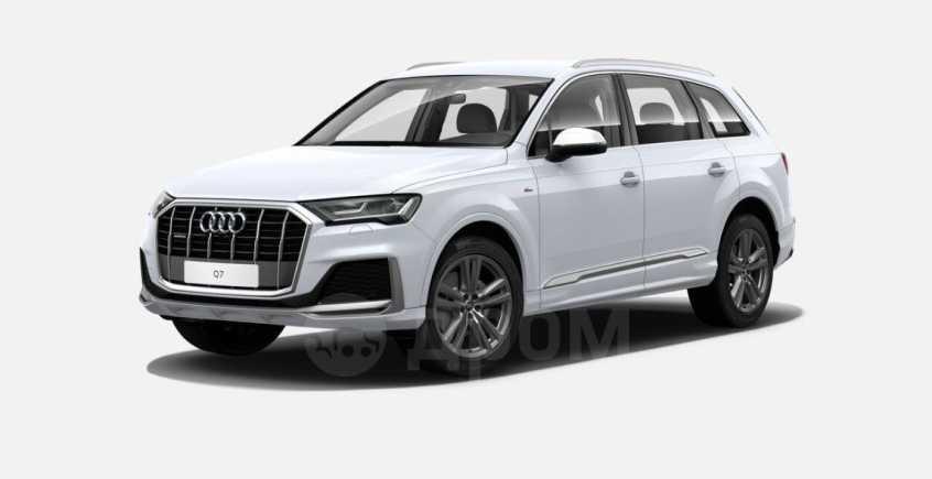 Audi Q7, 2020 год, 5 998 968 руб.