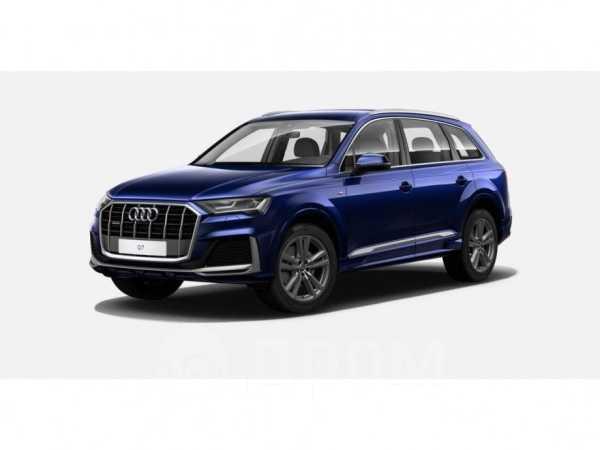 Audi Q7, 2020 год, 5 186 390 руб.