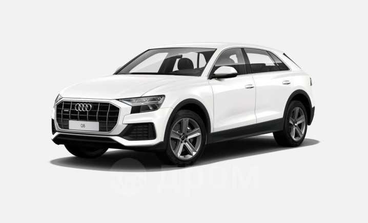 Audi Q8, 2020 год, 6 026 013 руб.