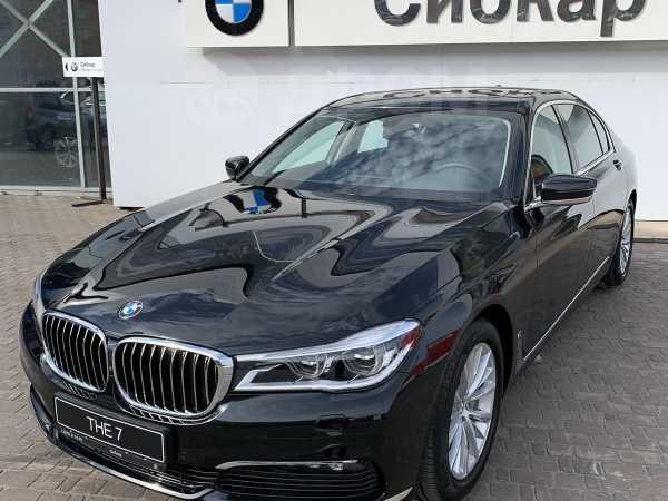 BMW 7-Series, 2018 год, 4 390 000 руб.
