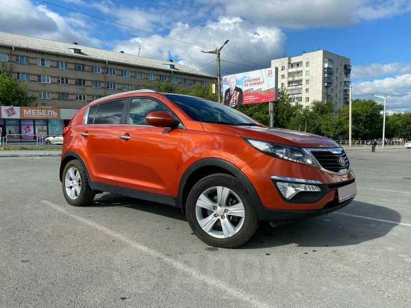 Kia Sportage, 2012 год, 749 000 руб.
